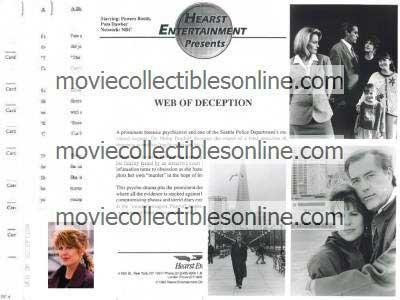 Web of Deception Press Kit